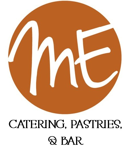 ME CATERING, PASTRIES, AND BAR LOGO