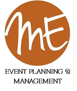 ME EVENT PLANNING AND MANAGEMENT LOGO