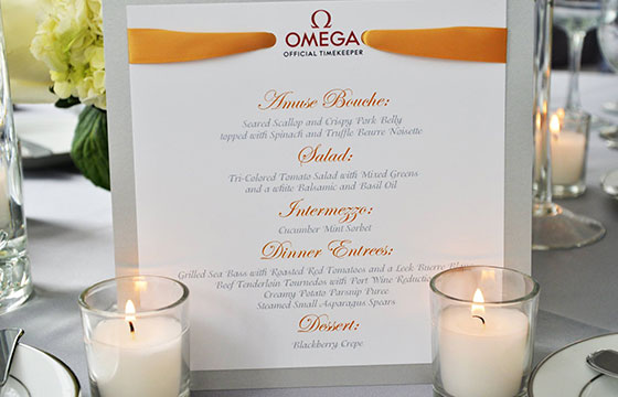 Omega Watch Group Event
