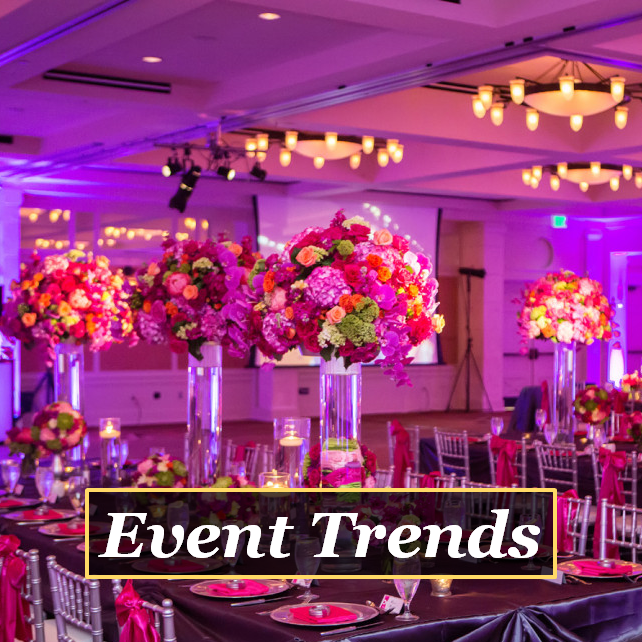 2020 wedding trends 2021 wedding trends event trends event planners Michaelis Events resources